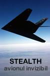 Stealth, avionul invizibil