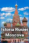 Istoria Rusiei – Moscova