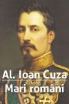 Mari români - Alexandru Ioan Cuza