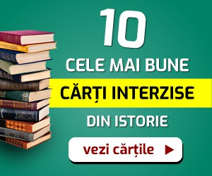 10 Cele Mai Bune Cărți Interzise din Istoria Literaturii