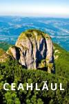 Ceahlăul, spectacolul naturii